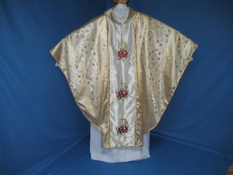 Juramento Matrimonio Catolico : Talleres ecelesiasticos belen casullas brocadas con